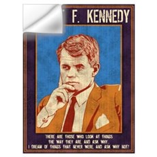 Robert F. Kennedy Wall Decal