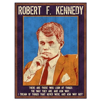 Robert F. Kennedy Framed Print