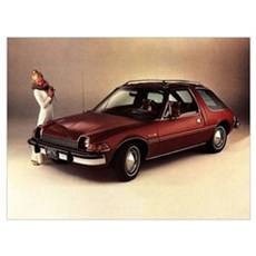 AMC Pacer Poster