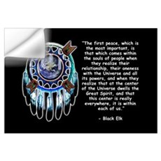 Black Elk Quote Wall Decal