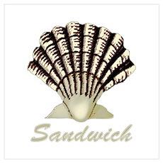 Sandwich Shell Poster
