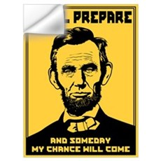 I Will Prepare Wall Decal