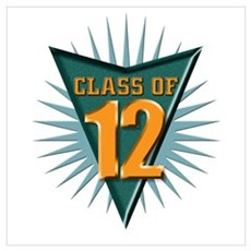 class of 12 Poster