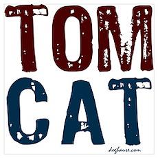 Tom Cat Poster