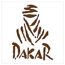 Dakar Rally Poster