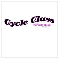 Cycle Class Poster
