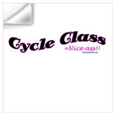 Cycle Class Wall Decal