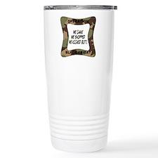Operation Black Friday (p) Travel Mug