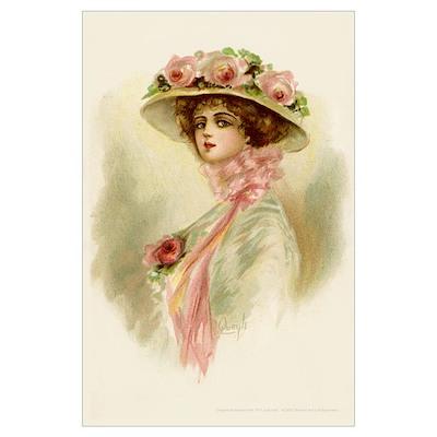 Gibson Girl Poster