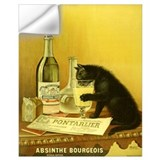 Absinthe Wall Decals