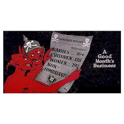 """""""Devils Celebrate"""" Poster"""