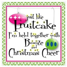 Just like Fruitcake... Framed Print