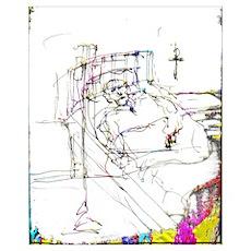 Sickness Sketch Cast Poster