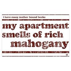 Mahogany Poster