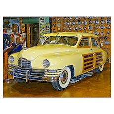 Packard Circa 1960 Poster