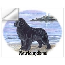 Newfoundland Dawn Patrol Wall Decal