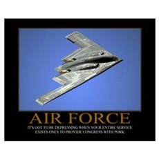 Air Force Motivational Poster
