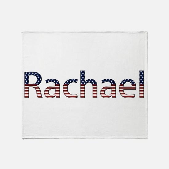 Rachael Stars and Stripes Throw Blanket