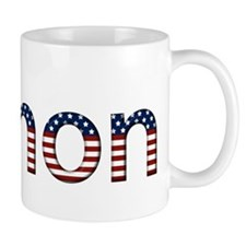Ramon Stars and Stripes Small Mug