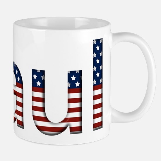 Raul Stars and Stripes Mug