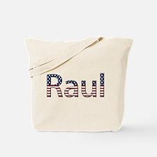 Raul Stars and Stripes Tote Bag