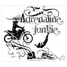 Adrenaline Junkie Poster