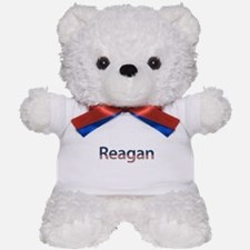 Reagan Stars and Stripes Teddy Bear