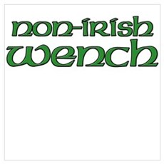 Non-Irish Wench Poster