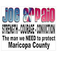 Sheriff Joe Arpaio the man we Poster