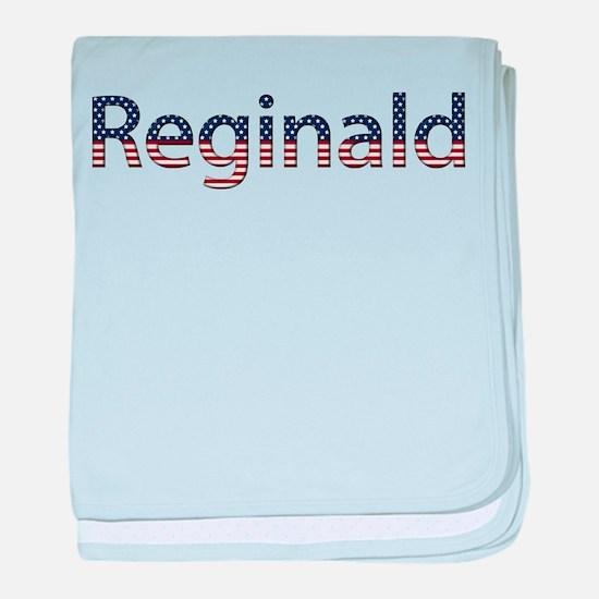 Reginald Stars and Stripes baby blanket