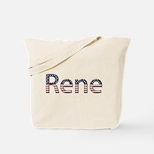 Rene Stars and Stripes Tote Bag