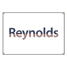 Reynolds Stars and Stripes Banner