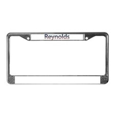Reynolds Stars and Stripes License Plate Frame