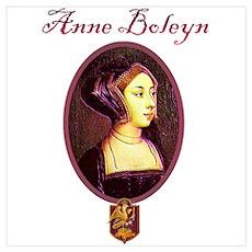 Anne Boleyn - Woman Poster