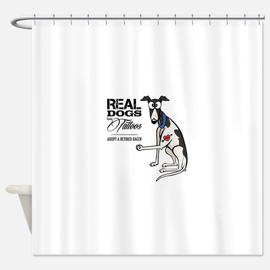 Cool Adopt Shower Curtain