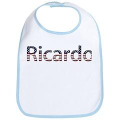Ricardo Stars and Stripes Bib