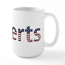 Roberts Stars and Stripes Mug