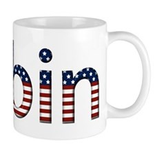 Robin Stars and Stripes Mug