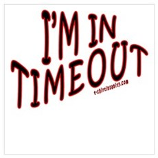 I'm in TIMEOUT Poster