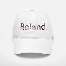 Roland Stars and Stripes Baseball Baseball Cap