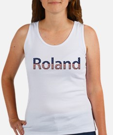 Roland Stars and Stripes Women's Tank Top