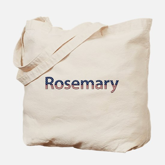 Rosemary Stars and Stripes Tote Bag