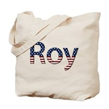 Roy Stars and Stripes Tote Bag
