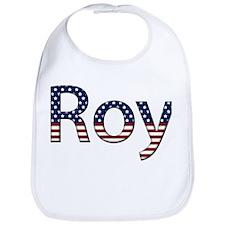 Roy Stars and Stripes Bib