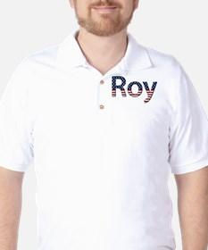 Roy Stars and Stripes T-Shirt