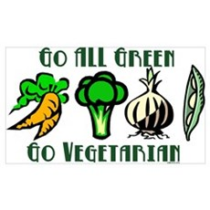 Go All Green 2 Poster