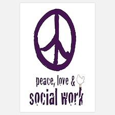 Peace, Love, & Social Work