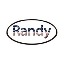 Randy Stars and Stripes Patch