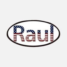 Raul Stars and Stripes Patch