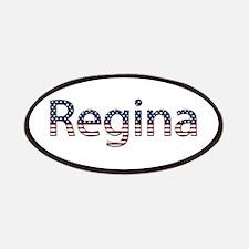 Regina Stars and Stripes Patch